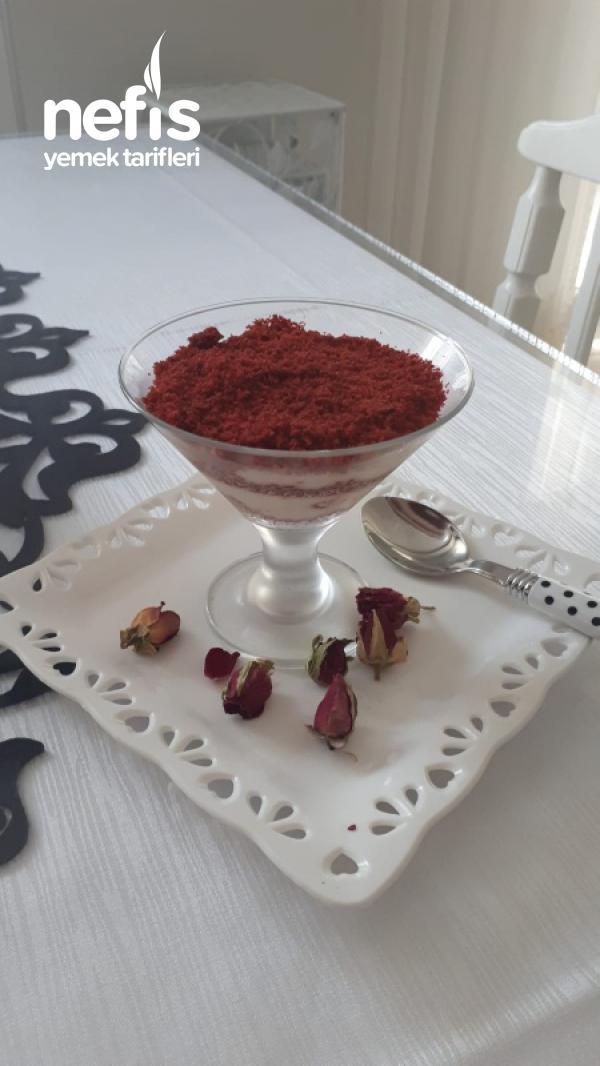 Red Velvet Magnolia