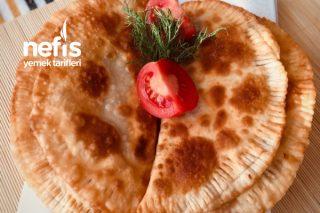 Yağ Çekmeyen Çi Börek (Tatar Böreği) Tarifi