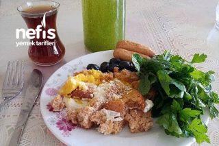 Diyet Kahvaltım 4 Tarifi