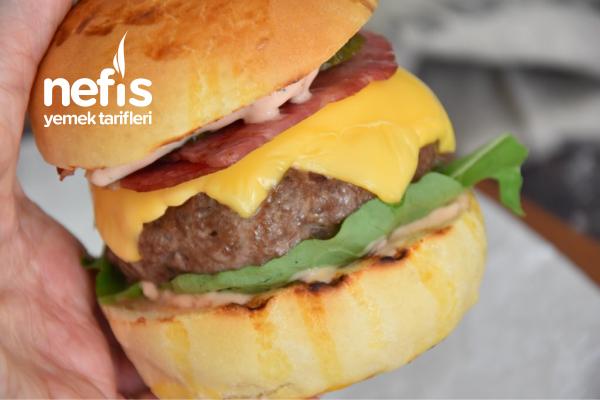 Evde Burger (Videolu)