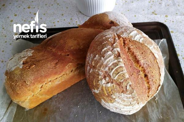 Evde Kal Ekmeğini Kendin Yap Tarifi