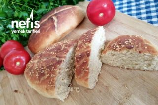Evde Kal Kendin Ekmeğini Yap Tarifi