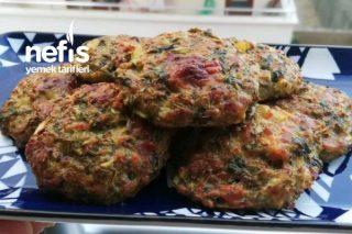 Glutensiz Brokoli Köftesi Tarifi