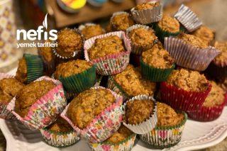 Havuçlu Ve Hurmalı Muffin Tarifi
