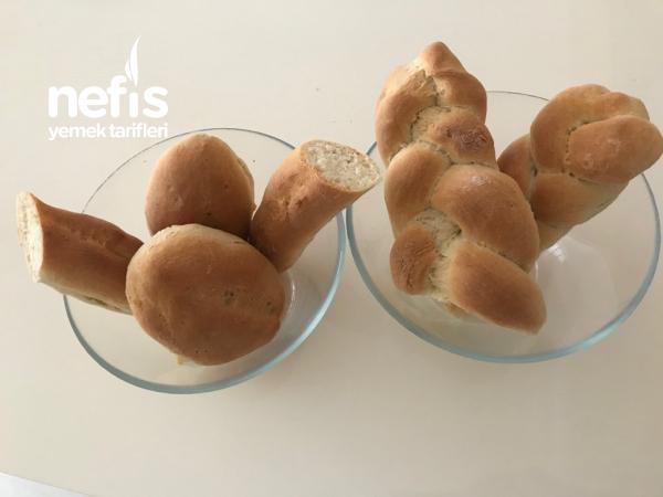 Hem Çıtır Hem Yumuşak Nasıl İsterseniz O Kıvamda Olacak Ekmekcikler
