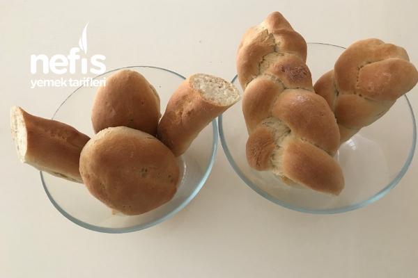 Hem Çıtır Hem Yumuşak Nasıl İsterseniz O Kıvamda Olacak Ekmekcikler Tarifi
