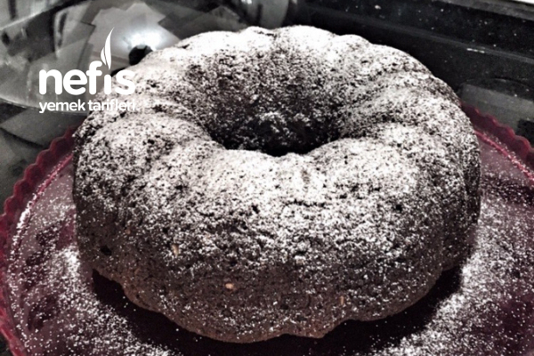 Kakaolu Kek Kalıpta