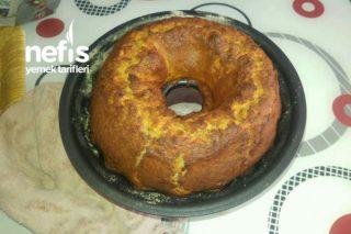 Karışık Meyveli Cevizli Bademli Tarçınlı Kek Tarifi