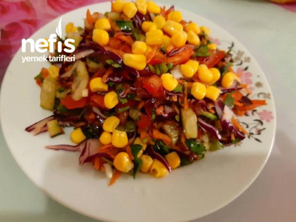 Kış Salatasi