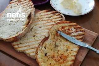 Kolay Köy Ekmeği Tarifi