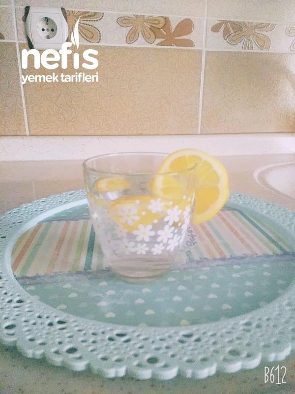Limon Ve Su Diyeti