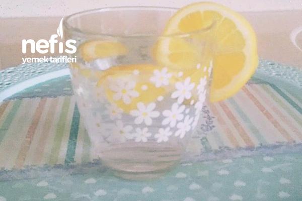 Limon Ve Su Diyeti Tarifi