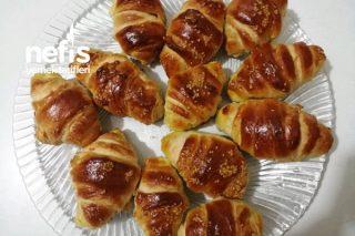 Patatesli Kruvasan Tarifi