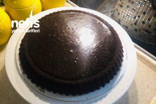 Tam Buğday Unlu Çikolatalı Tart Kek Tarifi