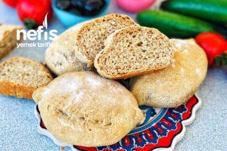 Tam Buğday Unundan Mini Ekmekler Tarifi