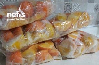 Yaz Sıcakları İçin Portakallı Limonata (Dondurucu İçin) Tarifi