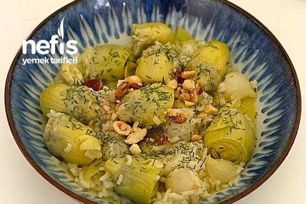 Zeytinyağlı, Pirinçli Enginar Yemeği