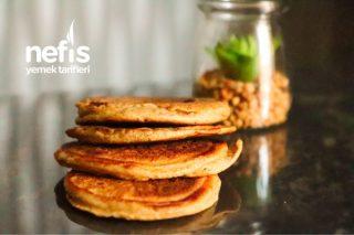 Düşük Kalorili Vitaminli Pankek Tarifi