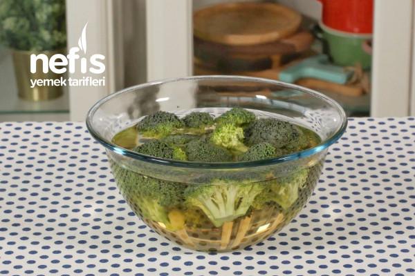 Haşlama Brokoli