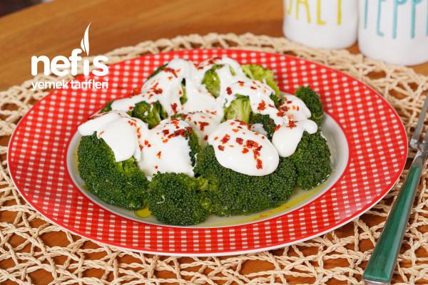 Haşlama Brokoli (videolu) Tarifi