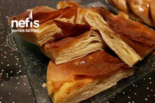 Kat Kat Yumuşacık Yağlı Çörek Tarifi