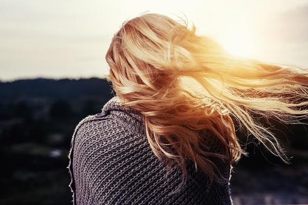 menekşe yağı saç