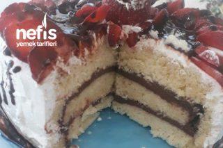 Pasta (Oğlumun Doğum Günü Pastası) Tarifi