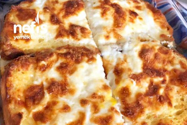 Peynir Ekmek Sufle