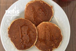 Tam Tahıllı Bebek Pancake Tarifi