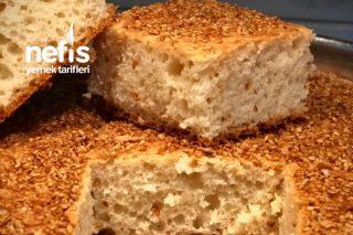 Tepsi Ekmeği (Sade Kömbe) Tarifi