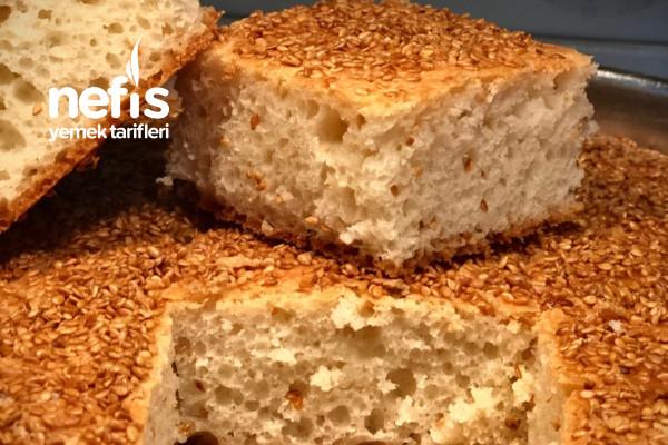 Tepsi Ekmeği (Sade Kömbe)