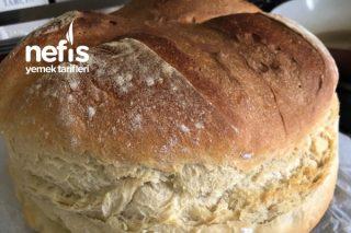 Vakfı Kebir Ekmeği Tadında Ev Ekmeği Tarifi