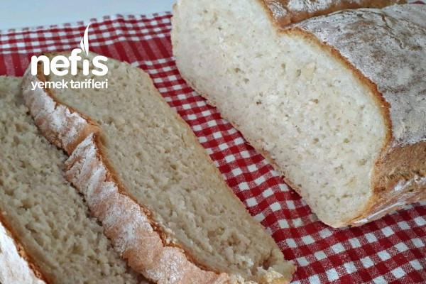 Borcamda Sağlıklı Ev Ekmeği Nasıl Yapılır