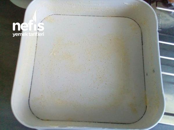 Cevizli Pasta Dilimleri