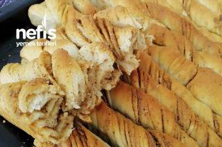 Dışı Çıtır, İçi Pamuk Haşhaşlı Çörek (Videolu) Tarifi