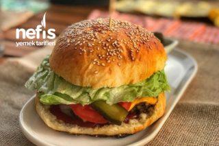 Evde Double Hamburger Tarifi