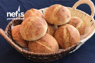 Evde Sütlü Ekmek Yapımı Tarifi