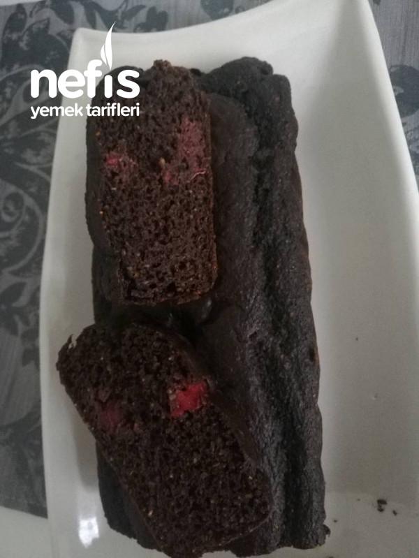 Fit Kek (Evde Bulunan Malzemelerle Hazırlanması 5 Dk )