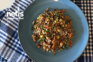 Karabuğday Salatası Tarifi