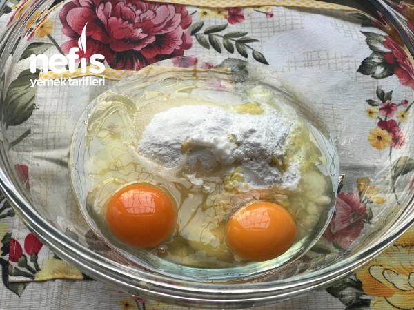 Limonlu Kurabiye (Margarin Yok)