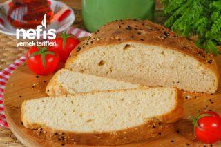 Mayasız Ekmek (videolu) Tarifi