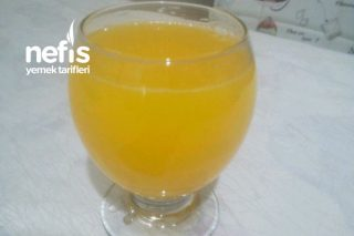 Meyve Suyu Tarifi