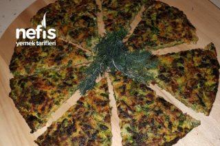 Pırasalı Sebzeli Omlet Tarifi