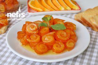 Püf Noktaları İle Portakal Kabuğu Reçeli (videolu) Tarifi