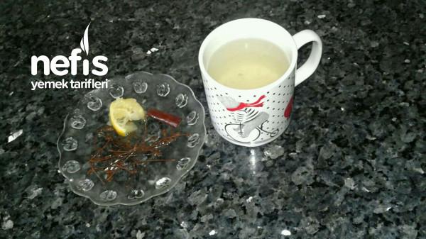 Tarçınlı Kiraz Sapı Çayı