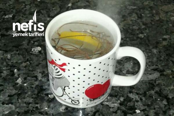 Tarçınlı Kiraz Sapı Çayı Tarifi