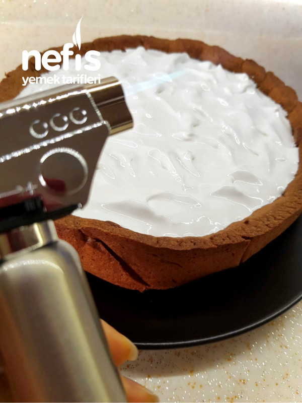 Chocolade Meringue Pie