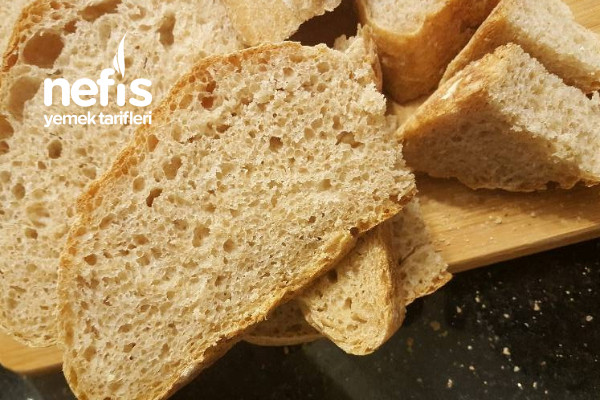 Ekmek (İnanılmaz Güzel) Tarifi