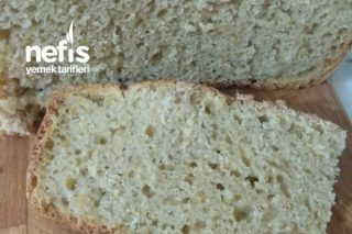 Ekşi Mayalı Ekmek (Mısır Unlu Ve Tam Buğday Unlu) Soğuk Fermente Yöntemi İle Tarifi