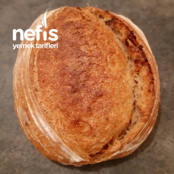 Ekşi Mayalı Ķöy Ekmeği Tarifi